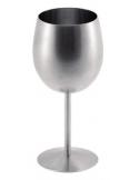 Juego de 2 Copas para vino de acero inoxidable