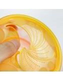 Juego de 2 tazones anti derrame para comida de niños pequeños