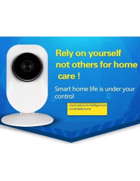 Cámara Wifi, IP para supervisión de seguridad de interiores