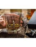 Balas con pinza para enfriar bebidas en set de 6 piezas - plateados -