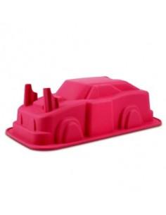 Molde para torta en forma de automóvil - Silicona de grado alimenticio
