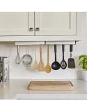 Soporte flotante para utensilios de cocina