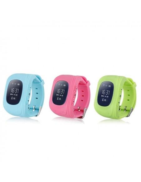 Reloj GPS Homologado Localizador para niños con botón SOS