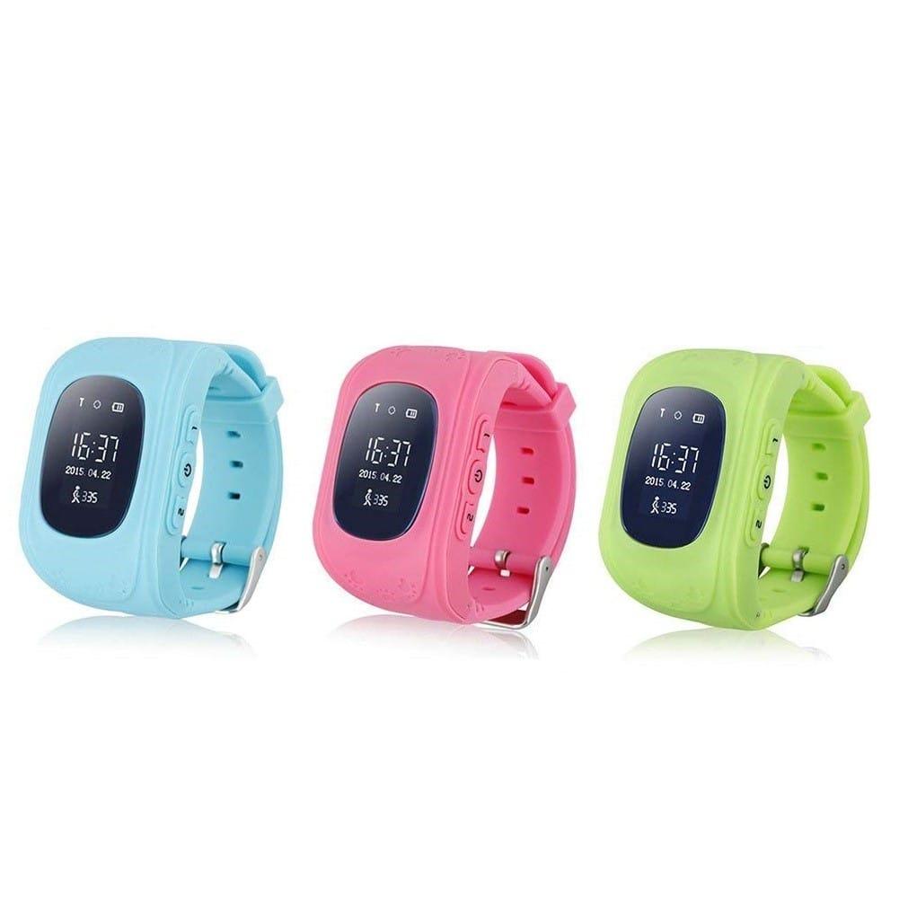 Reloj GPS Homologado Localizador para niños con botón SOS LetHomeFly Soluciones prácticas & con estilo para tu hogar