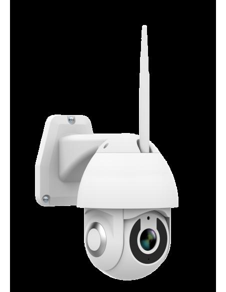 Cámara PTZ, Wifi, IP para exteriores