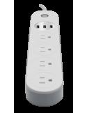 Plug Inteligente Temporizador cuadruple - Amazon Alexa - Google Home