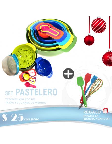 OFERTA Set Pastelero